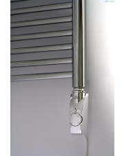 Heater for bathroom radiator GTN, chrome